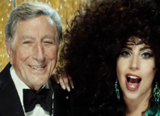 Lady Gaga e Tony Bennet nel video H&M