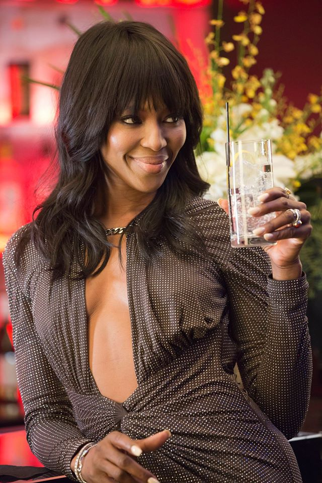 Naomi Campbell attrice in Empire