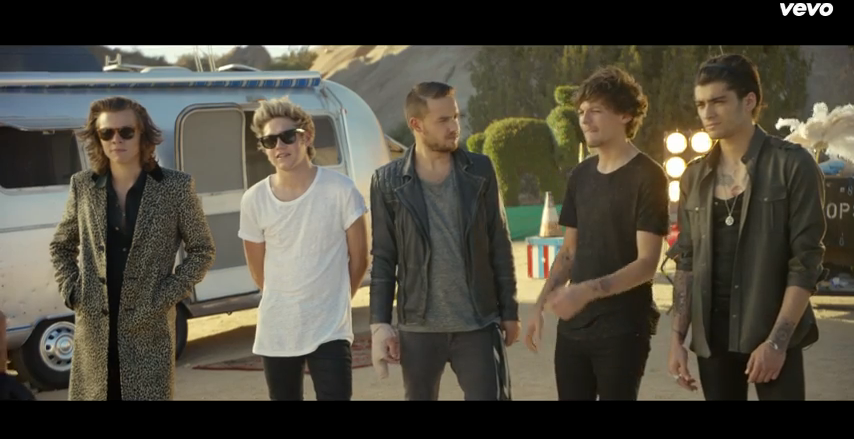 Video Steal My Girl One Direction